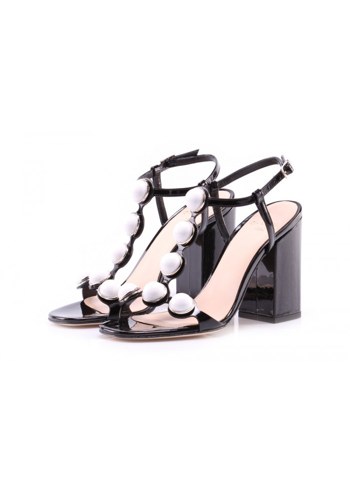 SCARPE DONNA SANDALI NERO CHANTAL