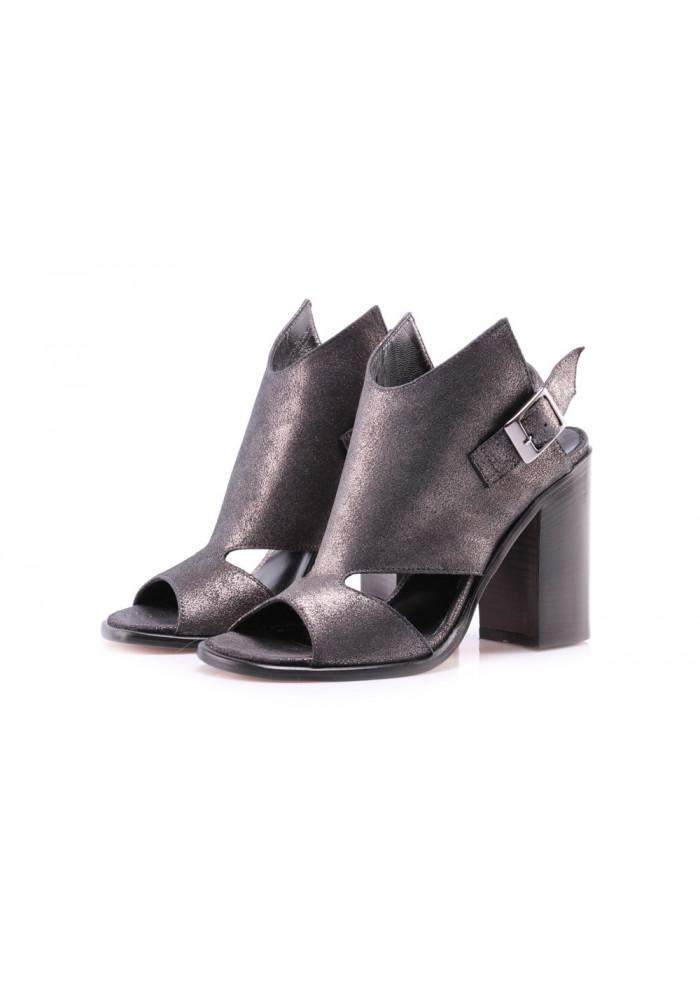 High Quality Salvador Ribes Women Sandals Sandals Salvador Ribes womens Black SALVADOR RIBES Womens Sandals