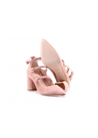 SHOES PUMPS PINK MANOVIA 52
