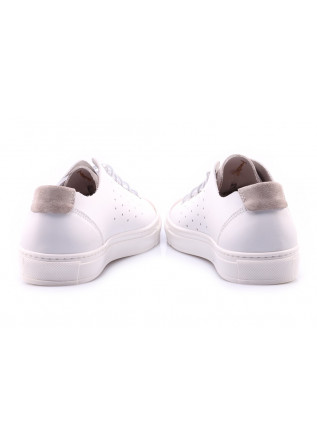 MEN'S SHOES SNEAKERS WHITE GREY MANOVIA 52