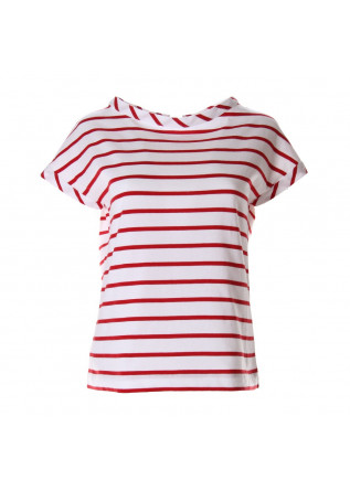 DAMENKLEIDUNG T-SHIRTS ROT SEMICOUTURE