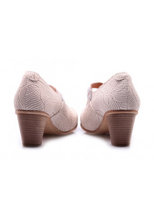 WOMEN'S SHOES PUMPS WHITE CLOCHARME / CHARME ROUTARD
