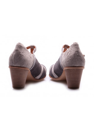 WOMEN'S SHOES PUMPS GREY CLOCHARME / CHARME ROUTARD