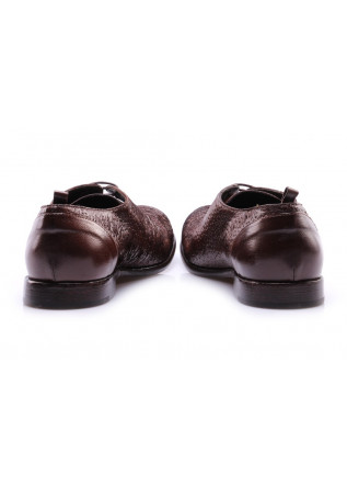 MEN'S SHOES FLAT SHOES BROWN ERNESTO DOLANI