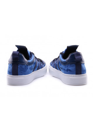 MEN'S SHOES SNEAKERS BLUE BARRACUDA