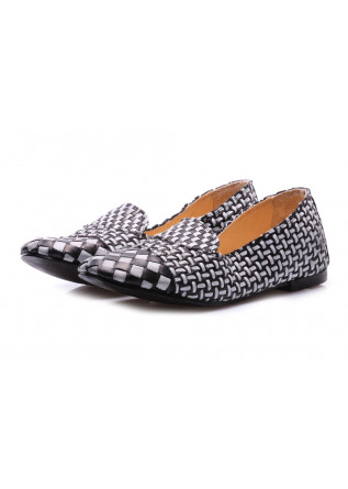 SHOES LOAFERS BLACK KUDETA'