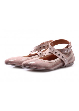 SHOES BALLERINAS PINK D+