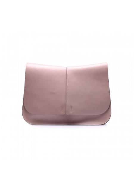 WOMEN'S BAGS BAGS PINK LEATHER GIANNI CHIARINI