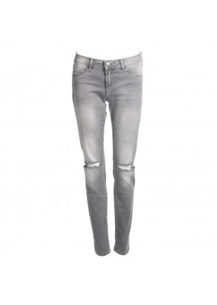 Pantalone Abbigliamento Donna Kocca Grigio