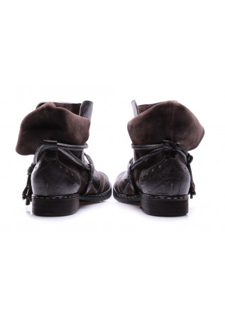 WOMEN'S SHOES BOOTS BROWN CLOCHARME / CHARME ROUTARD