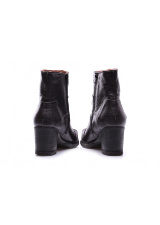 WOMEN'S SHOES BOOTS DARK BROWN CLOCHARME / CHARME ROUTARD