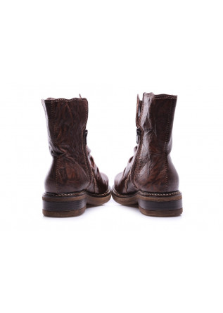 WOMEN'S SHOES BOOTS MUD BROWN CLOCHARME / CHARME ROUTARD