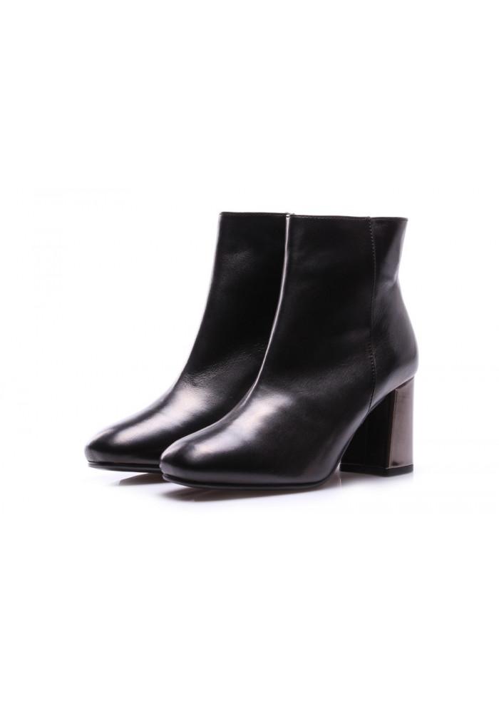 WOMEN'S SHOES BOOTS BLACK MANOVIA 52