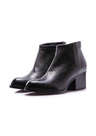 WOMEN'S SHOES BOOTS BLACK WE01 KANSAS HALMANERA