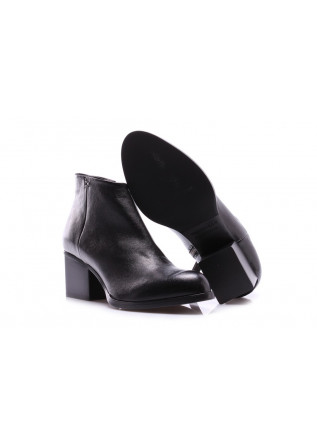 SCARPE DONNA STIVALI NERO WE01 KANSAS HALMANERA