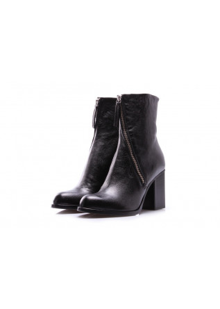 SHOES BOOTS BLACK HALMANERA