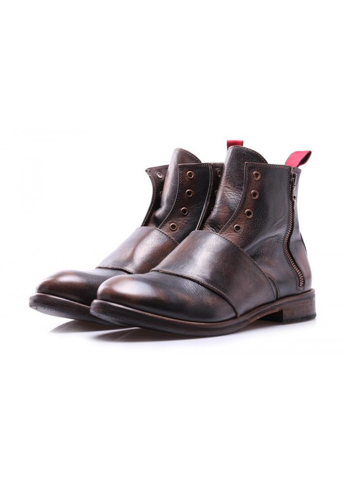 7520f7c2ce MEN S SHOES BOOTS BROWN RED J.P. DAVID
