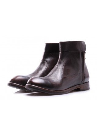 SHOES BOOTS BROWN J.P. DAVID
