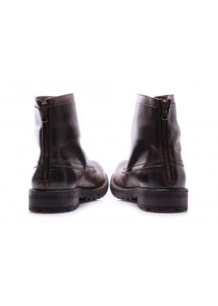 MEN'S SHOES BOOTS BROWN J.P. DAVID