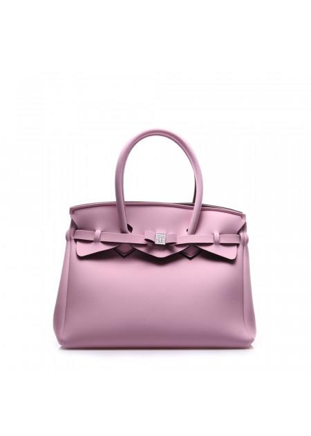 DAMENTASCHEN TASCHEN LYCRA ROSA SAVE MY BAG