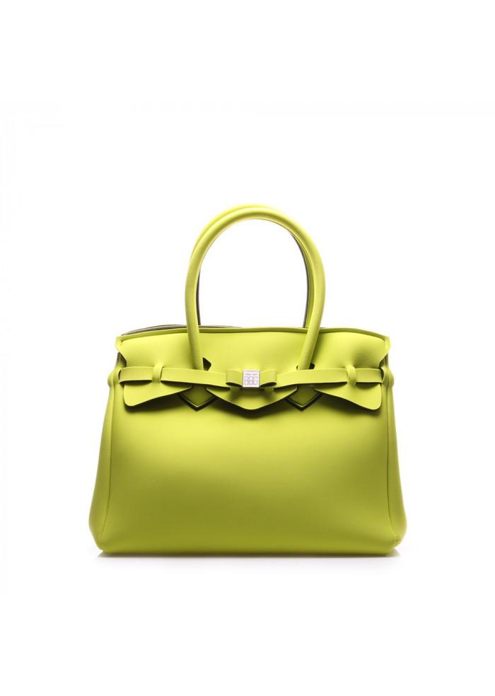 My Lycra Verde Donna Save Borse Bag IFOvxww