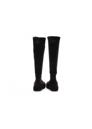 WOMEN'S SHOES HIGH BOOTS BLACK ANDIAFORA
