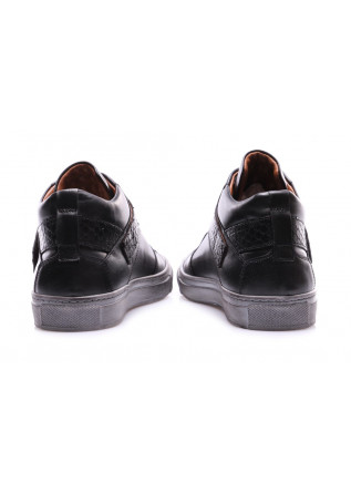 MEN'S SHOES SNEAKERS BLACK MANOVIA 52