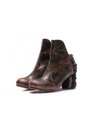 WOMEN'S SHOES BOOTS MULTICOLOR PAPUCEI