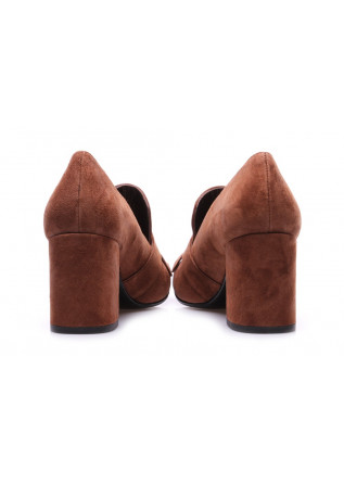 WOMEN'S SHOES PUMPS BROWN CHANTAL