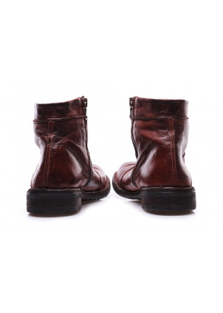 WOMEN'S SHOES BOOTS BROWN TDM MANOVIA 52