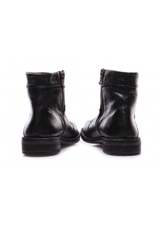 WOMEN'S SHOES BOOTS BLACK SEAMS MANOVIA 52