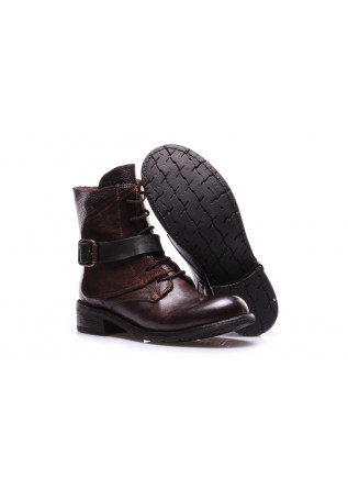 WOMEN'S SHOES BOOTS DARK BROWN MANOVIA 52