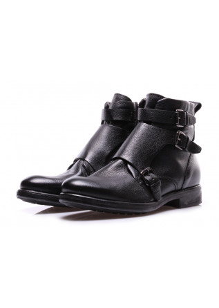 MEN'S SHOES BOOTS BLACK MJUS