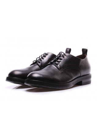 MEN'S SHOES LACE-UP BLACK MANOVIA 52