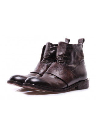 MEN'S SHOES BOOTS BROWN A.S. 98
