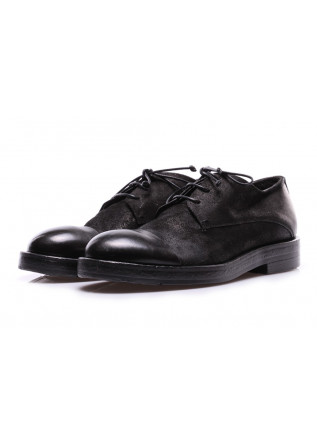 MEN'S SHOES FLAT SHOES BLACK ERNESTO DOLANI
