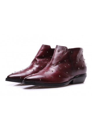 WOMEN'S SHOES BOOTS BORDEAUX MJUS