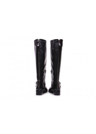 WOMEN'S SHOES HIGH BOOTS BLACK JUICE