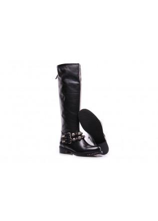 WOMEN'S SHOES HIGH BOOTS BLACK JUICE
