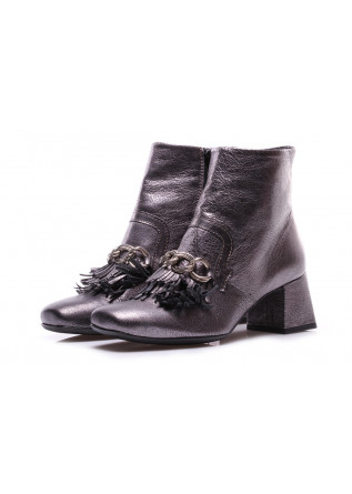 WOMEN'S SHOES BOOTS METALLIC D+