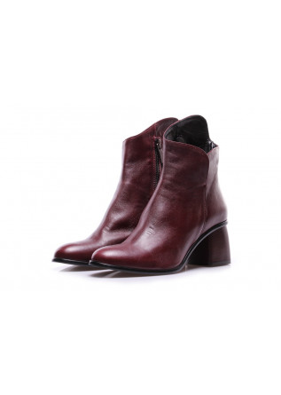 WOMEN'S SHOES BOOTS BORDEAUX SALVADOR RIBES