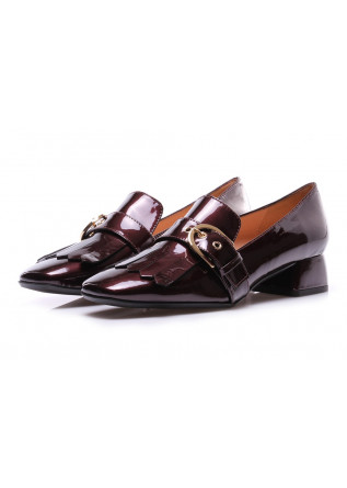WOMEN'S SHOES FLAT SHOES BORDEAUX MANOVIA 52