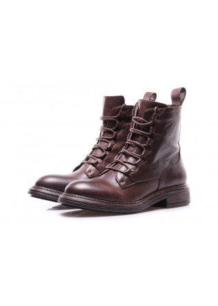 WOMEN'S SHOES BOOTS BROWN POESIE VENEZIANE