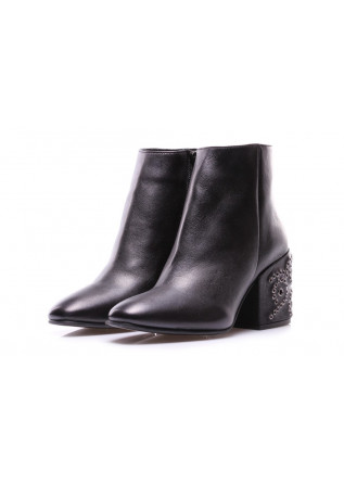 WOMEN'S SHOES BOOTS BLACK POESIE VENEZIANE