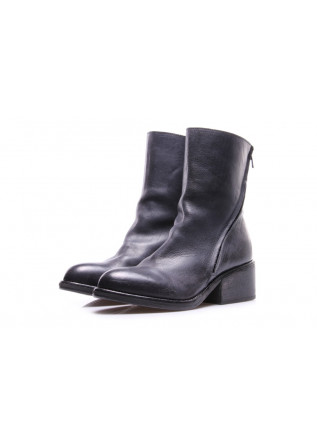 WOMEN'S SHOES BOOTS BLUE MOMA