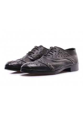 WOMEN'S SHOES LACE-UP BLACK KUDETA'