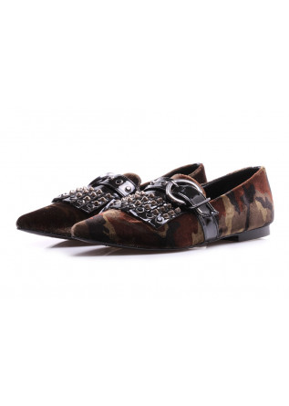 WOMEN'S SHOES BALLERINAS MULTICOLOR TODAI