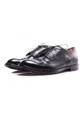 MEN'S SHOES LACE-UP BLACK OFFICINE CREATIVE