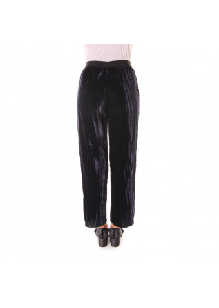 WOMEN'S CLOTHING TROUSERS BLUE JUCCA