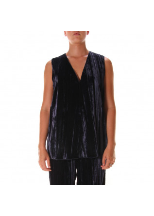WOMEN'S CLOTHING TOPS BLUE JUCCA